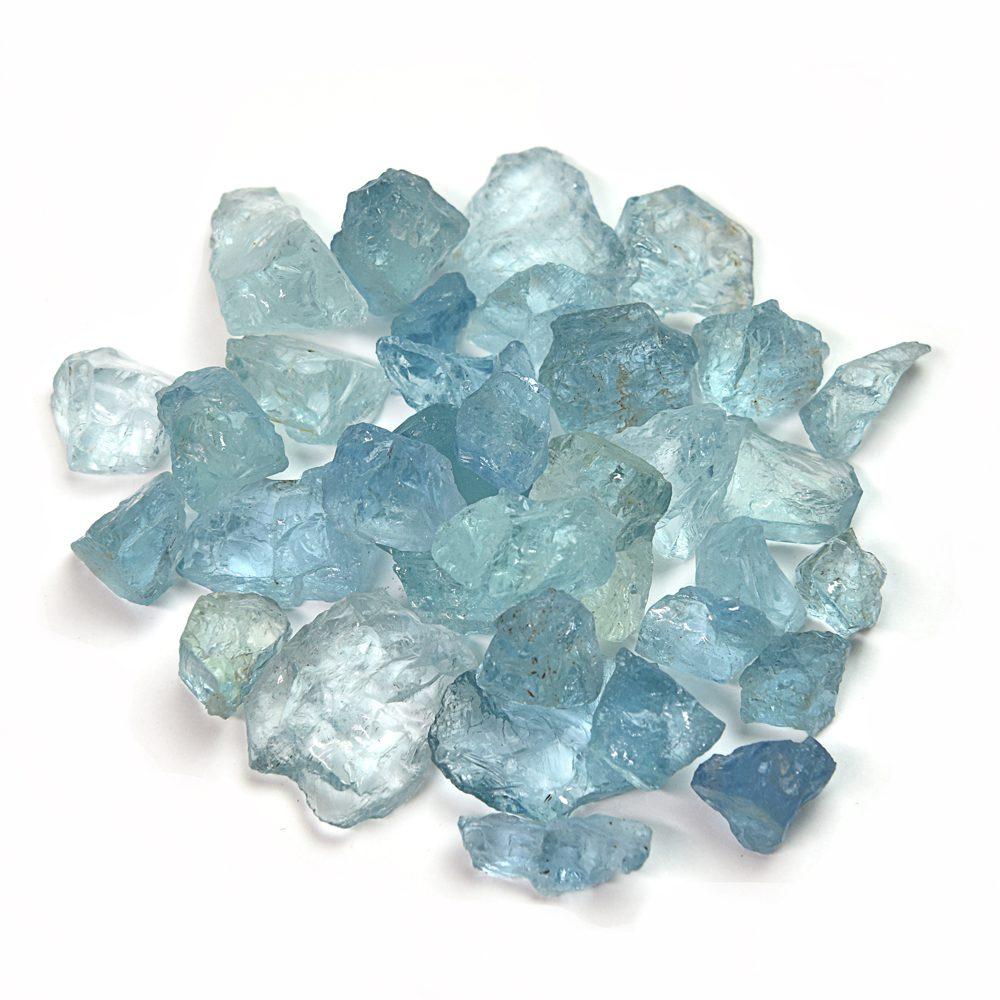 アクアマリン 原石 20g 高品質
